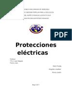 Trabajo de Protecciones Electricas