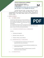 NFORME DE LA PERDIDA DE PESO EN LA COCCION DE LA CARNE.docx