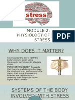 module 2 - physiology of stress