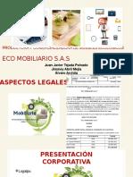 Auditoria aplicada a la empresa ECO MOBILIARIO S.A.S