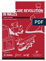 A Childcare Revolution in Wales