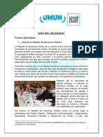 Guía del Delegado UMUN