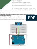 Roteiro Aula Prática - Sensores Em Arduino