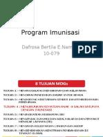 Program Imunisasi Ppt