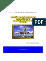 Diseño de recorridos turisticos y Programacion de viajes. INCE.