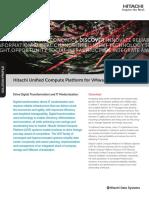 Hitachi Solution Profile Ucp for Vmware Vsphere