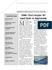 Spring 2001 Streamer Newsletter, Charles River Watershed Association