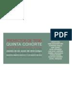 Invitacion Proyectos Tesis MAPV