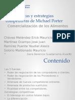 Las 5 Fuerzas y Estrategias Competitivas de Michael Porter