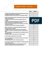 6.4. Student Validation Worksheet Set