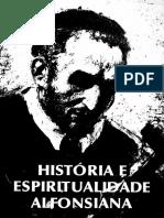 História e Espiritualidade Afonsiana