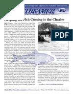 Summer 2006 Streamer Newsletter, Charles River Watershed Association