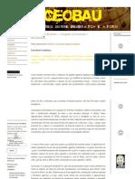 Agropecuária Brasileira – Geografia Da Produção e Mecanização _ GeoBau