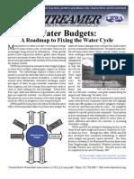Spring 2007 Streamer Newsletter, Charles River Watershed Association
