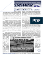 Fall 2007 Streamer Newsletter, Charles River Watershed Association