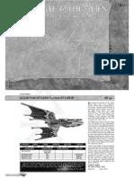 Battlefleet Gothic 09  Ork, Eldar & Dark Eldar Fleets