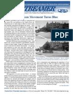 Summer 2009 Streamer Newsletter, Charles River Watershed Association