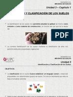 3.1 Identificación y Clasificación de Suelos (MSD)