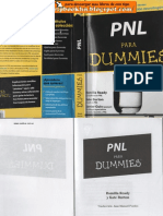 Aprednde PNL facilmente ... Edicion Para Dummies