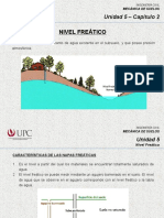 5.2 Nivel Freático (MSD)