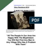 Military Resistance 8G19 No Prob