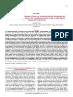 Toxoplasma & Personality