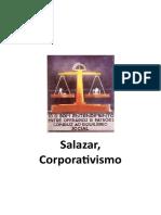 Salazar, Corporativismo