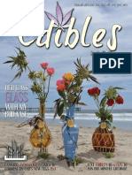 Edibles List Magazinze - The Spring Issue - Edition 35