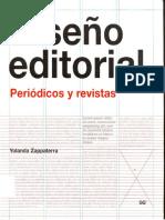 Zappaterra Y - Diseño Editorial - Periodicos Y Revistas Comp