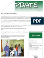 Winter 2010 Mallee Update Newsletter, Murray Mallee Local Action Planning