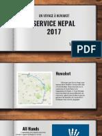 explore nepal french presentation