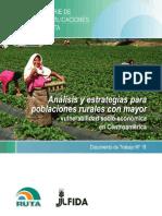 Estrategias Para Poblaciones Ruraless