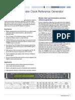 SPG8000 Sync Pulse Generator Datasheet 20W 28268 9 (1)