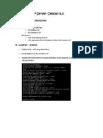 Jobsheet Dhcp Server