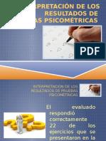 interpretaciondelosresultadosdepruebaspsicometricas-130409164932-phpapp01