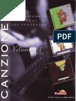 Libro de Cancioneros Canzion(1)