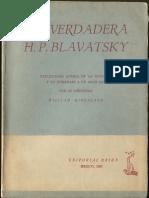 La verdadera H.P. Blavatsky