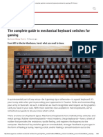 The Complete Guide to Mechanical Keyboard Switches for Gaming _ PC Gamer