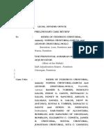 Nov. 11_EDITED PRELIM_MANGAO_61115 Heirs of Federico Cristobal vs. Torres, Et. Al