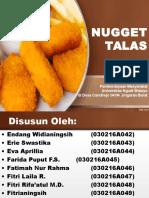 Nugget Talas