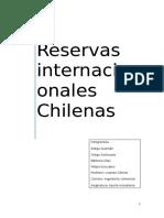 Reservas Chilenas