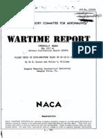 NACA P-51X Dive Flap Mods