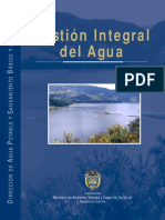 Gestion Integral Del Agua
