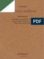 Relatos Andinos - Antología Huamachuco