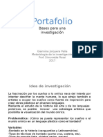 Portafolio Metodologia.giannina Jorquera Peña