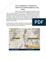 Evidencias FARC - Raúl Reyes