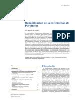 2012.Rehabilitación de La Enfermedad de Parkinson
