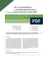 01 Registros de La Criminalidad en Colombia