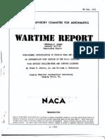 NACA P51 Intermediate Wing Section Data