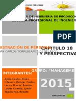 Capitulo 18 - Evaluacion y Perspectivas a Futuro